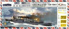 1/700 USS Ward DD-139 1941 * Deluxe Limited Edition * Flyhawk FH1106S