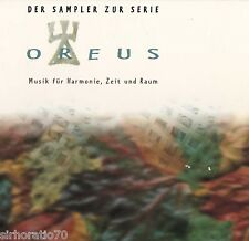 OREUS Musik Für Harmonie, Zeit Und Raum CD - Music For Harmony, Time And Space