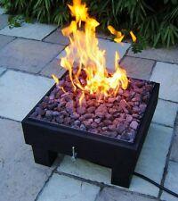 BRIGHTSTAR VEGA Portable LPG Gas Fire pit outdoor garden patio heater 18kw UK