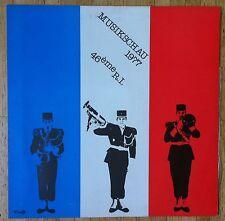 RENÉ LAMARRE Musikschau 1977 - Musique Du 46e R.I. LP/FRENCH