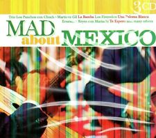 Mad About Mexico  3 CDS  BOX 42  Songs   BRAND NEW SEALED