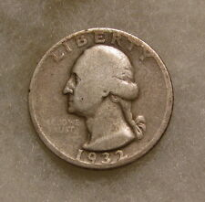 "1932-S Washington Quarter - ""KEY DATE"" -  Nice Looking Circ Coin"