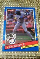 1991 Donruss Ken Griffey Jr #49 NM+/ MINT UNCIRULATED XTREME HD PHOTOS (Read❌)