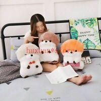 Sea Otter Plush Toy Stuffed Animal Doll Pillow Birthday Gift Home Decor 30/40cm@