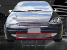 For 2000-2004 Ford Focus Replacement Billet Grille Bumper Grill Insert Fedar