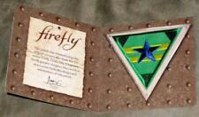 Firefly Independents Patch Qmx Quantum Mechanics Serenity - Loot Crate Exclusive