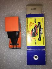"Matchbox 2nd N.A. MICA Convention 1921 Model ""T"" Ford #4605 scale 1:52 from 1989"