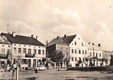 AK Gabin Fragment Rynku Strasse Platz Auto Postkarte