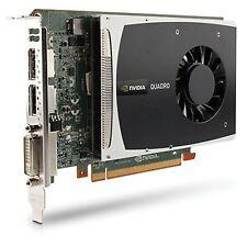 HP Nvidia Quadro 2000 1GB GDDR5 PCI-E Video Graphics Card 616075-001