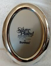 Silver Plated Photo Frame New by Bowon