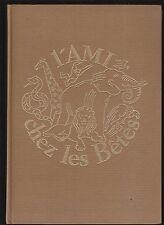 █ André Demaison L'ami chez les bêtes 1957 album de vignettes complet█