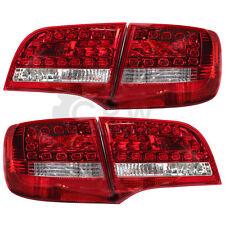 LED Rear Lights Complete Set 4-Piece for Audi A6 4F Avant Combi Built 04-11