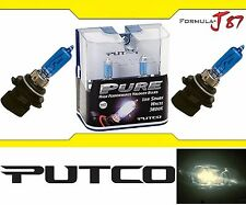 Putco 3800K Iron White 9005XS HB3A 239005XSW 65W Head Light Bulb High Beam Lamp