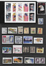 Vintage Group of 32 Used U. S. Stamps  (Lot # M 14)