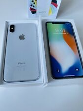 Apple iPhone X - 64GB - Silver (UNLOCKED) A1901 Ref 12