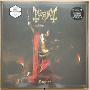 MAYHEM -  Daemon TRANSPARENT BLUE Vinyl NEU LTD to 200 RAR & SOLD OUT