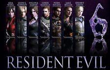 Resident Evil 6 / Biohazard 6 PC [Steam Key] No Disc or Box
