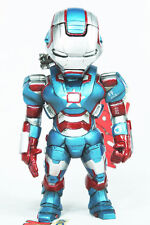 PATROIT DON CHEADLE FUNNY PAINTED DEFORMED SD RESIN MODEL FIGURE