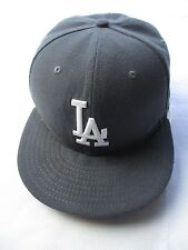New Era 59 FIFTY LA Dodgers Cap - Size 6 7/8  Excellent Condition  Baseball Cap