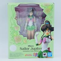 S.H.Figuarts Sailor Jupiter -Animation Color Edition- BANDAI Figure Sailor Moon
