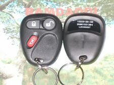 1x OEM 04 05 Cadillac SRX Key Fob Transmitter #1 Keyless Remote 12223130 50