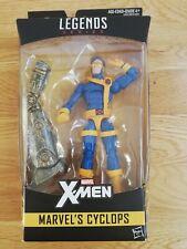 Marvel Legends Cyclops (Jim Lee) (Warlock BAF Wave) (2017)