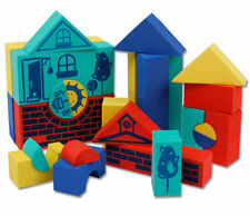 3-4 Years Blue Building Toys