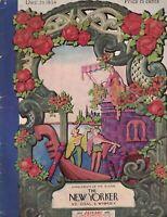 New Yorker Magazine December 29 1934 S Liam Dunne Dr John Condon
