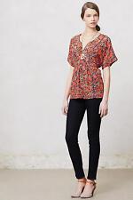 NWT Anthropologie Maes Silk Kimono SZ XS