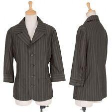 LIMI feu Striped Cotton short jacket Size K-27257(K-27257)