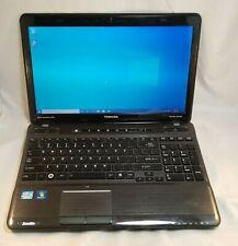 TOSHIBA Satellite P755-S5320 2nd Gen Core i3-2330M Laptop 640GB 6GB WiFi /HDMI