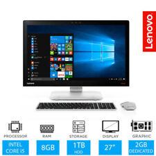 """PC de bureau Lenovo 27"""""""