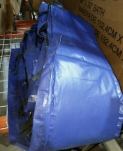 Skywalker Replacement Spring Cover For 15 Ft Trampoline Blue TJN15B Part #5059