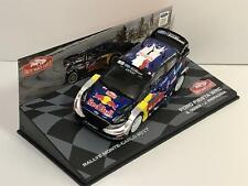 Ford Fiesta WRC S.Ogier J.Ingrassia Rallye Monte Carlo 2017 1:43 Scale