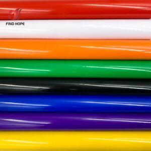 "8pcs Bundle Adhesive Vinyl Roll 12"" x 10"" Permanent Craft Outdoor for Cricut DIY"