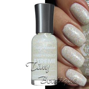 Sally Hansen Hard As Nails Xtreme Wear Glitter Nail Polish 129 Disco Ball