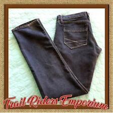 Denim Jeans Ladies 12 Golf PUNK Made in Australia PRE LOVED Blue Cotton Jeans
