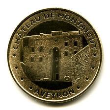 12 GISSAC Château de Montaigut, 2012, Monnaie de Paris