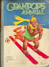 GRAN'POP'S ANNUAL 1948 Lawson Wood 1st Edition Children's UK hb Rare Collectable