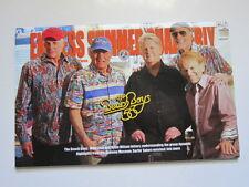 Endless Summer 98 '12 Beach Boys fan magazine
