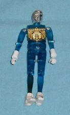 vintage Mego Micronauts BLUE TIME TRAVELER (missing connector)