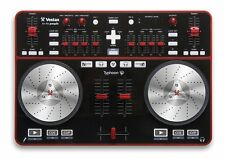 VESTAX DJ CONTROLLER TYPHOON WINDOWS MACINTOSH VIRTUALDJ SERATO DJ BRAND NEW!