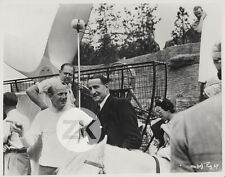 MICHAEL POWELL Black Narcissus J. Arthur RANK Tournage Photo 1947