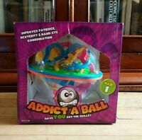 Addictaball 3D Puzzle Large Ball Maze 1 Addict-A-Ball Game 138 Obstacles