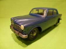 STAHLBERG PLASTIC VOLVO 121 AMAZONE - BLUE L24.5cm - GOOD CONDITION
