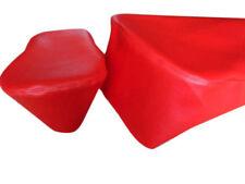 Sillines rojos sin marca para motos Honda