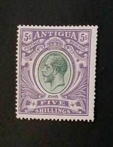 ANTIGUA 1913 5s  SG 51 Sc 41 MH  (A)