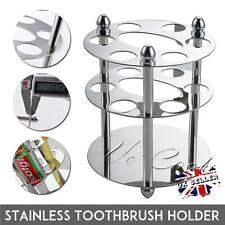 AU Store Stainless Steel Toothbrush Holder Toothpaste Screw Cup Holders Storage