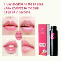 4ml Magical Lip Plumper Natural Volume Gloss Long-lasting Lipstick L4J6