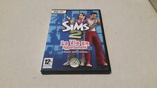The sims 2 La vie en Appartement (PC) FRENCH VERSION